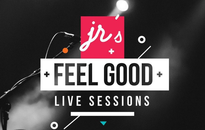 Feel Good Live Sessions Logo