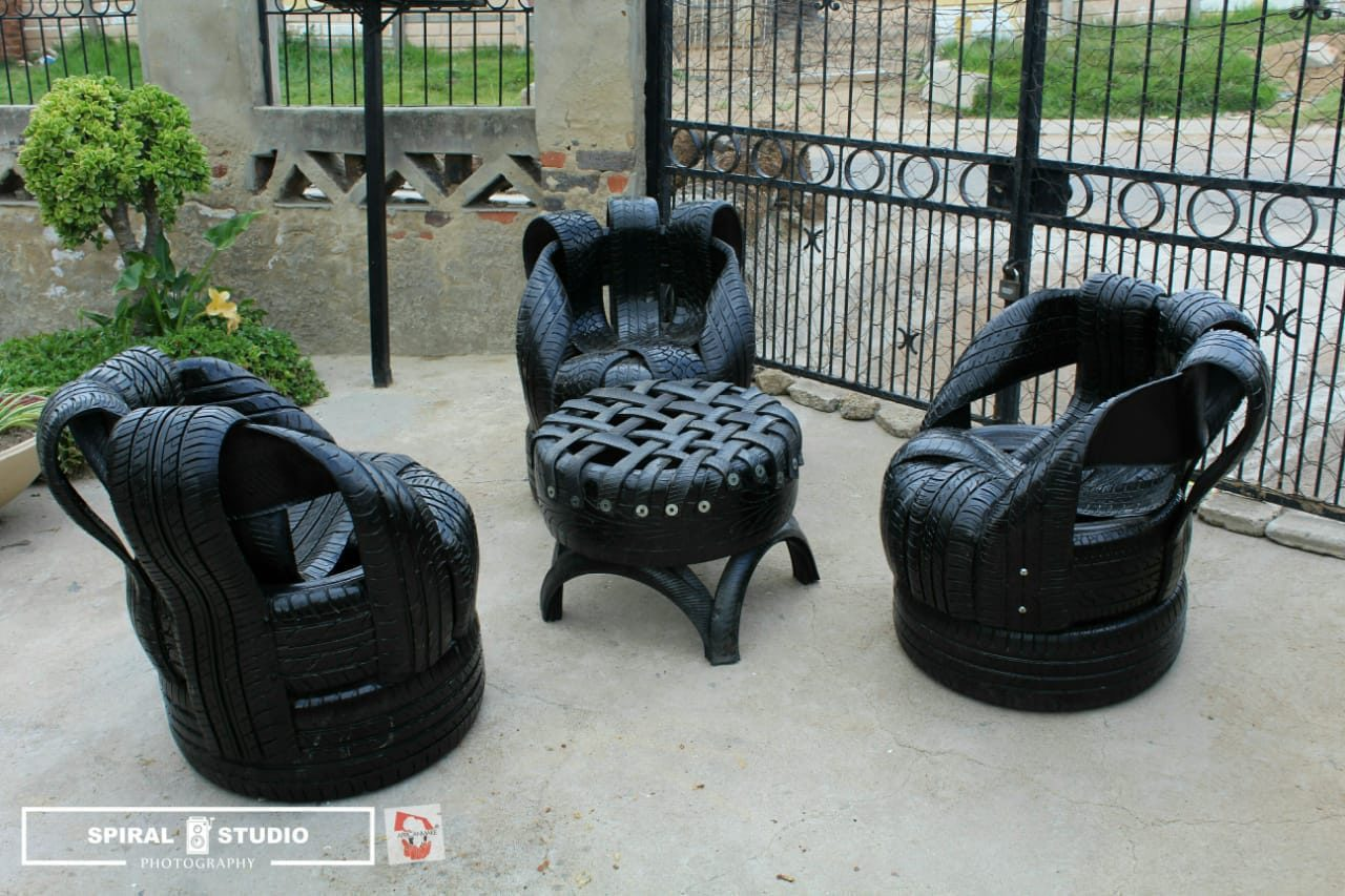 African Make furniture. Photo supplied