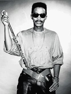 Sipho Hotstix Mabuse. Archive