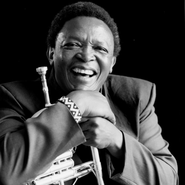 Hugh Masekela. Photo supplied