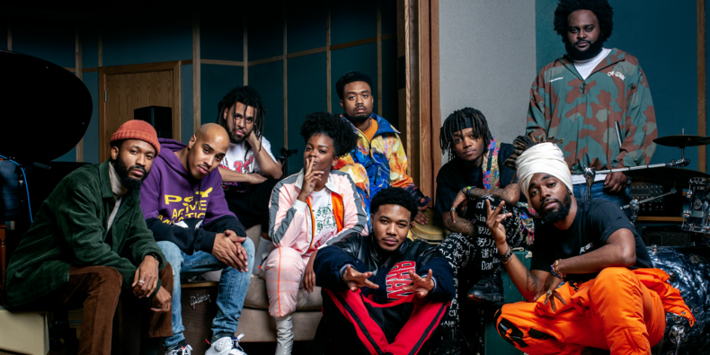 Dreamville squad. By Dreamville