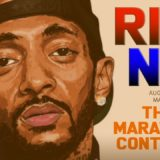 Nipsey Hussel. By HIPHOPDX