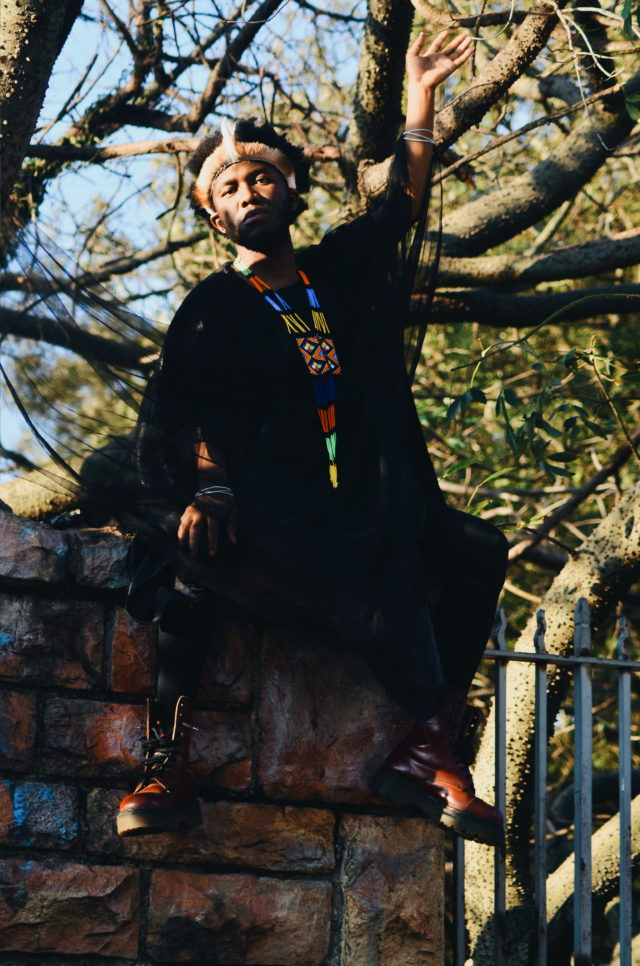 THE Grade R Teacher: Thoba Ndlovu. Photo by Amun Sun