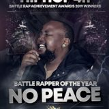 A flyer of battle kat No Peace. Photo supplied