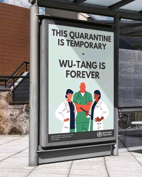 THE WU NEVER DIES. By Wu Tang Clan Facebook