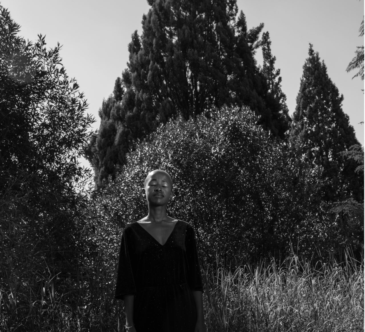 ADELLE ONE WITH NATURE. Photo by Sune van Tonder