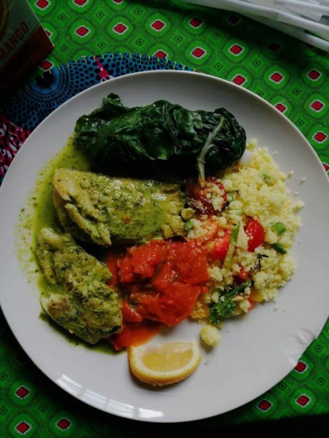 Noni's dish. Photo by Native Rebles