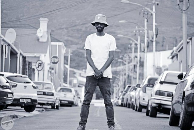 IN THA STREETS: Simphiwe 'Sim' Mabuya. Photo supplied