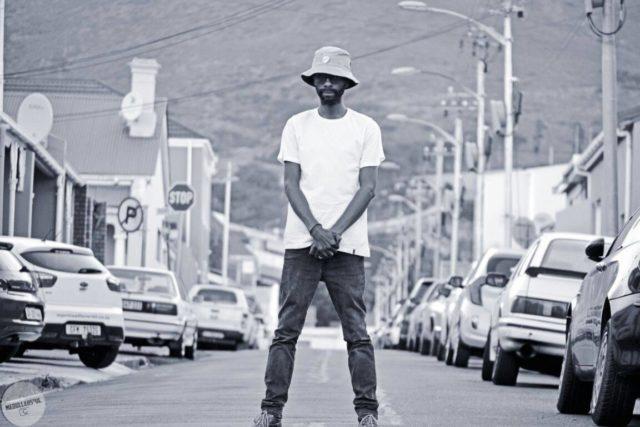 IN THA STREETS: Simphiwe 'Sim' Mabuya. Photo supplied